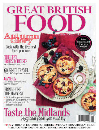 Great British Food September 2013