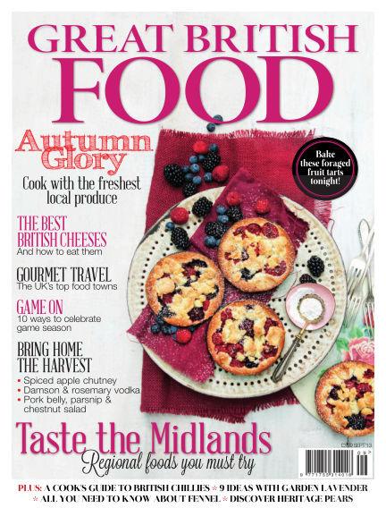 Great British Food September 01, 2013 00:00