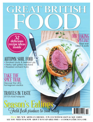 Great British Food October 2013