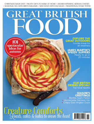 Great British Food November 2013