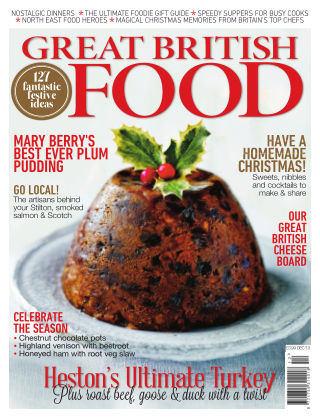 Great British Food December 2013