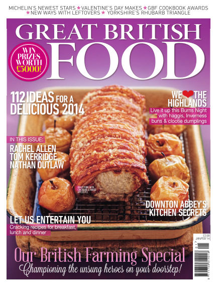Great British Food January 01, 2014 00:00