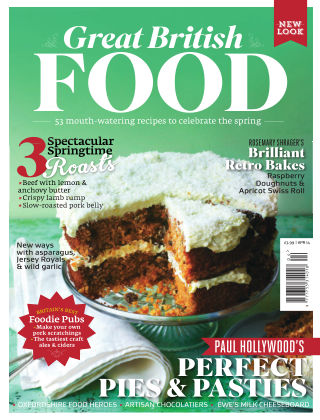 Great British Food April 2014
