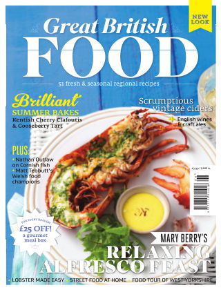 Great British Food June 2014