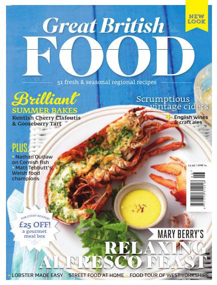 Great British Food May 02, 2014 00:00