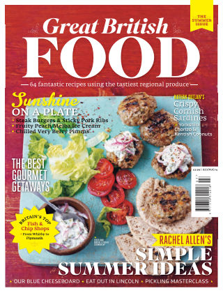 Great British Food July/August 2014