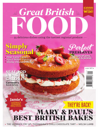 Great British Food September 2014