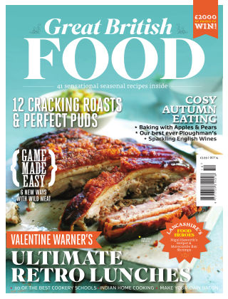 Great British Food October 2014