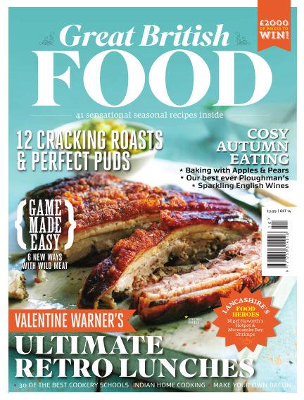 Great British Food September 05, 2014 00:00