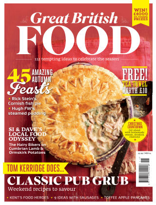 Great British Food November 2014