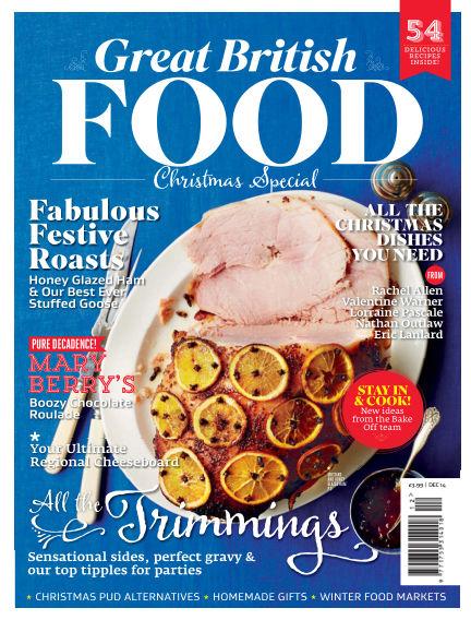 Great British Food November 07, 2014 00:00