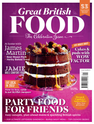 Great British Food Jan/Feb 2015