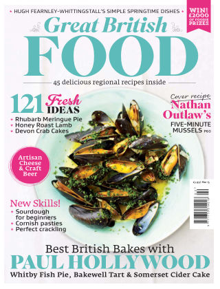 Great British Food March 2015