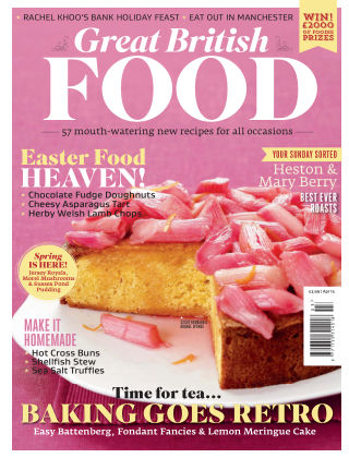 Great British Food April 2015