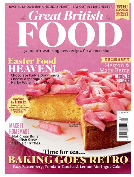 Great British Food March 06, 2015 00:00