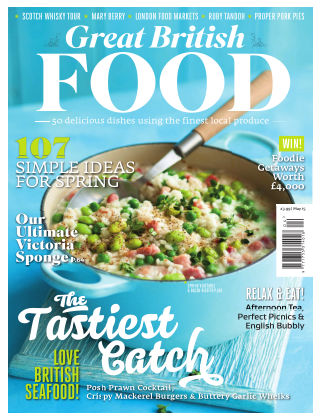 Great British Food May  2015
