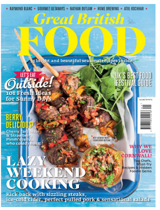 Great British Food June 2015