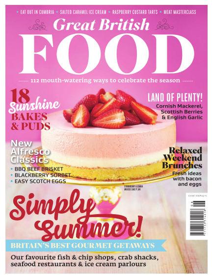 Great British Food June 05, 2015 00:00