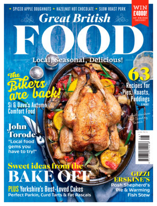 Great British Food October 2015