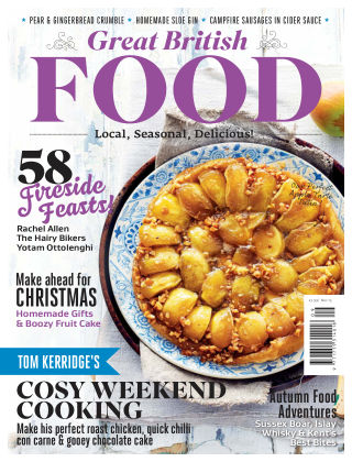Great British Food November 2015