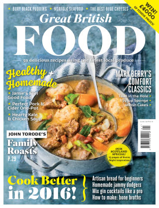 Great British Food Jan-Feb 2016