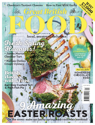 Great British Food April 2016