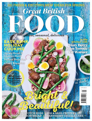 Great British Food May 2016