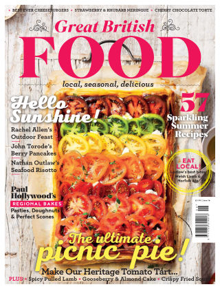 Great British Food June 2016