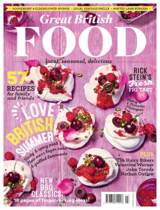 Great British Food Jul-Aug 2016