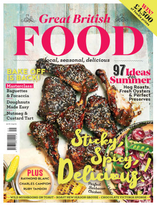 Great British Food September 2016