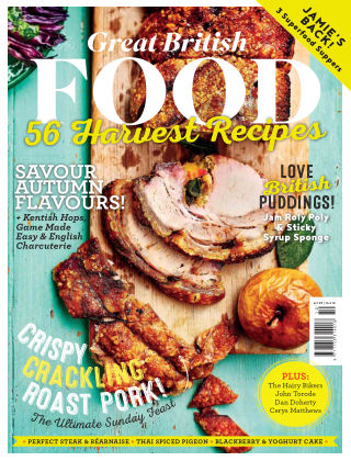 Great British Food October 2016