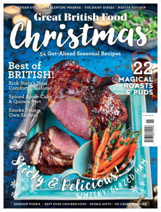 Great British Food November 2016