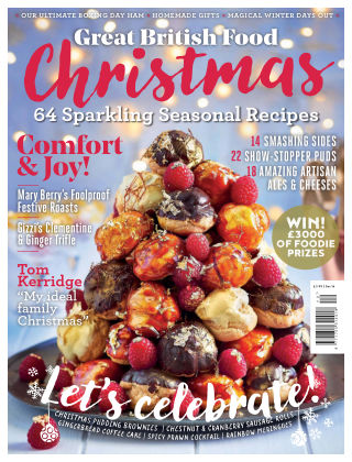 Great British Food December 2016