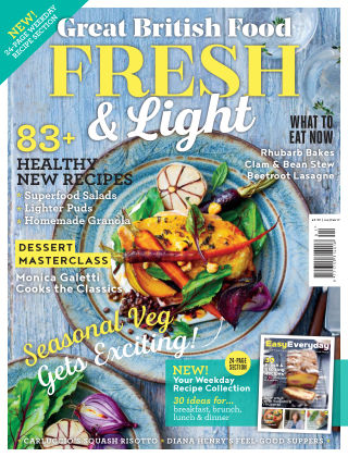 Great British Food Jan - Feb 2017
