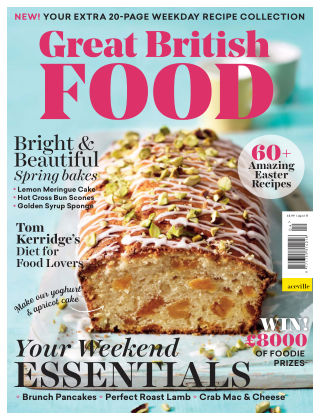 Great British Food April 2017