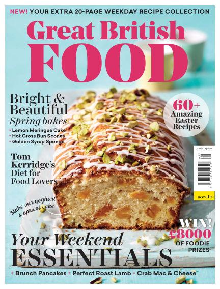 Great British Food March 03, 2017 00:00