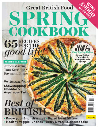 Great British Food May 2017