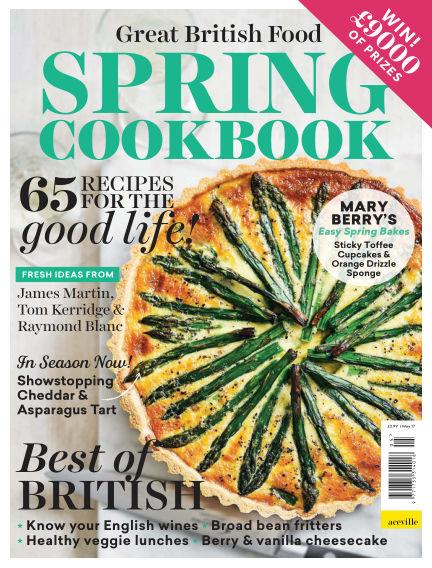 Great British Food April 07, 2017 00:00