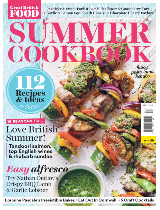 Great British Food July 2017