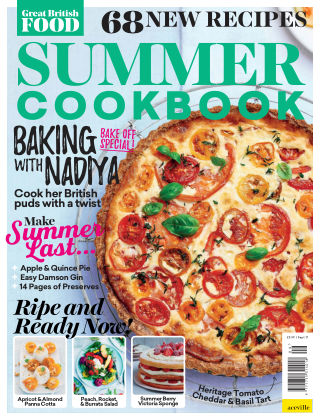 Great British Food August 2017