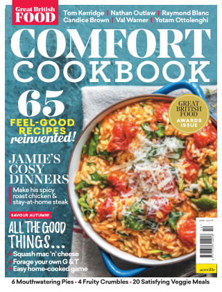 Great British Food September 2017