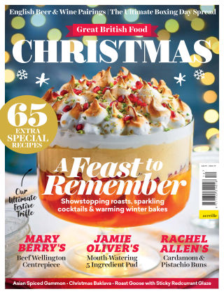 Great British Food December 2017