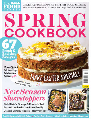 Great British Food April 2018