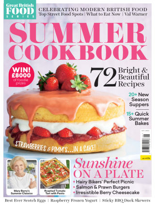 Great British Food Jun 2018