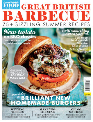 Great British Food Jul 2018