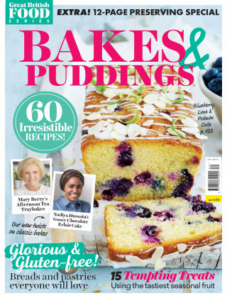 Great British Food September 2018