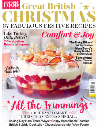 Great British Food December 2018