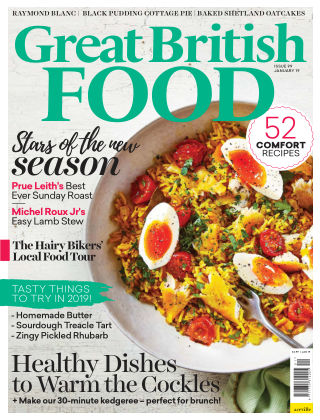 Great British Food Jan19