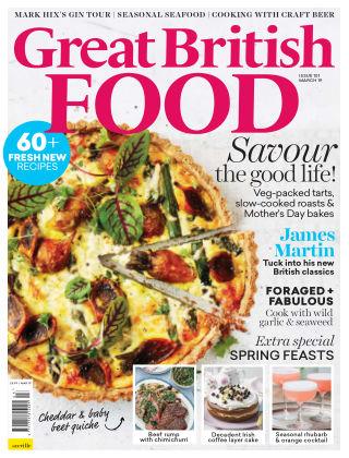Great British Food March19