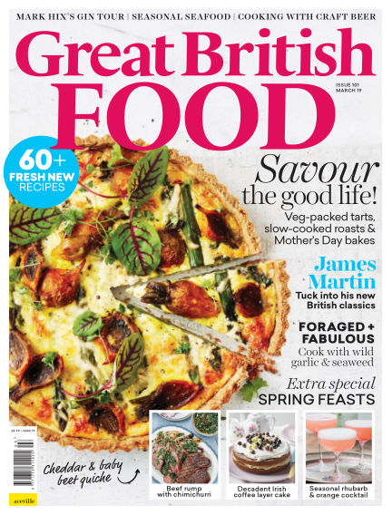 Great British Food February 21, 2019 00:00